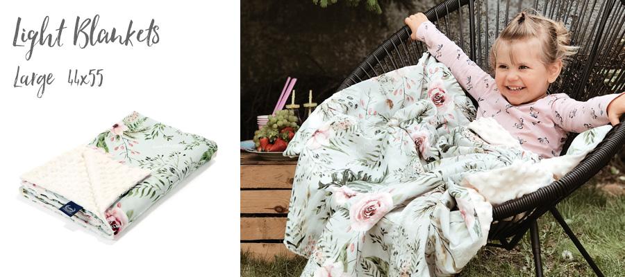 La Millou - Light Large Blanket