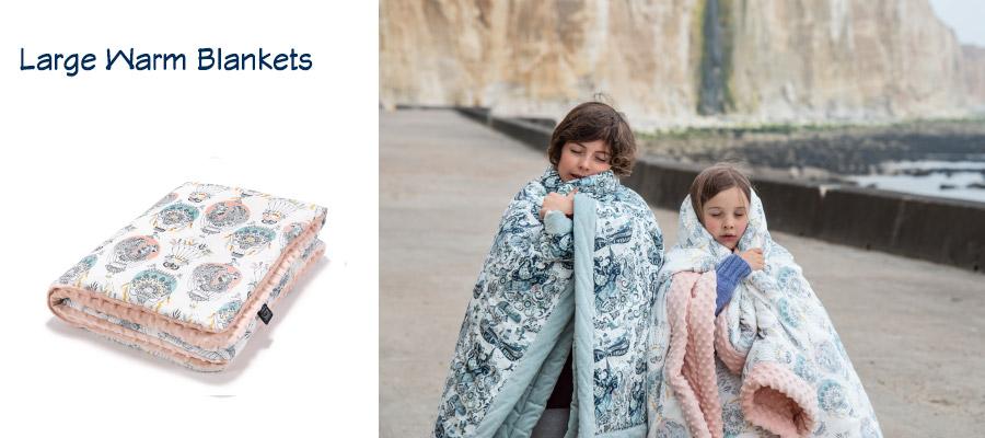La Millou - Large Warm Blankets