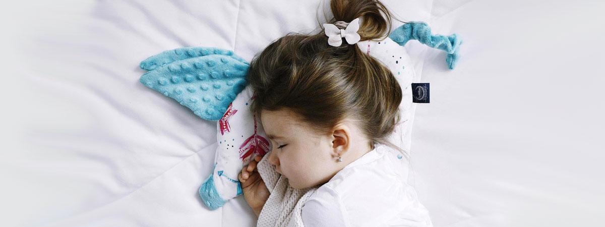 La Millou Sleepy Pig Pillow