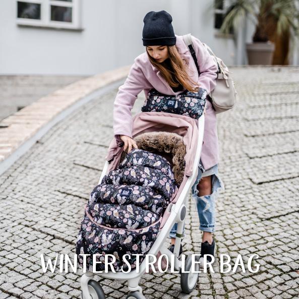Aspen Stroller Bag Combo