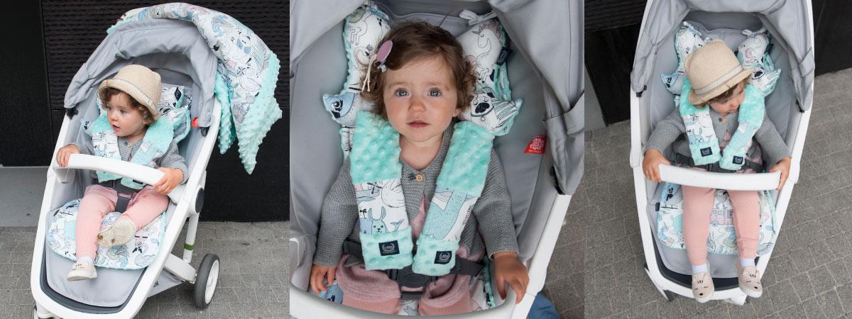 La Millou Seat Belt Covers
