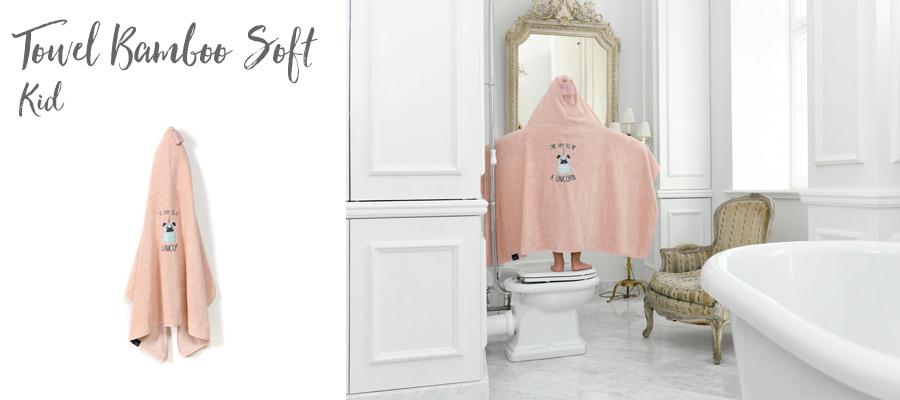 Towel Bamboo Soft - Kid