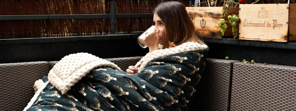 La Millou Adult Blanket Minky